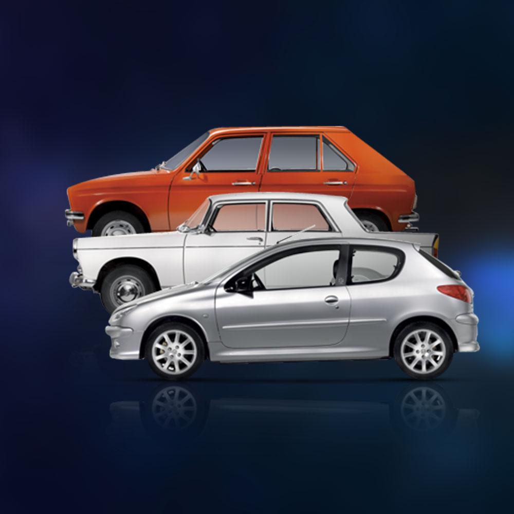 Jeu l'histoire de Peugeot